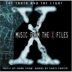 The X-Files Soundtrack CD. The X-Files Soundtrack