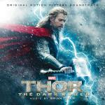 Thor: The Dark World Soundtrack CD. Thor: The Dark World Soundtrack