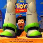 Toy Story Soundtrack CD. Toy Story Soundtrack