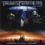Transformers Soundtrack CD. Transformers Soundtrack