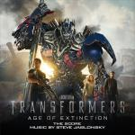 Transformers: Age of Extinction Soundtrack CD. Transformers: Age of Extinction Soundtrack
