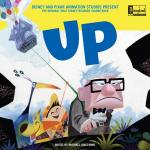 Up Soundtrack CD. Up Soundtrack