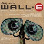 WALL E Soundtrack CD. WALL E Soundtrack