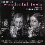 Wonderful Town Soundtrack CD. Wonderful Town Soundtrack