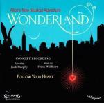 Wonderland: Alice's New Musical Adventure Soundtrack CD. Wonderland: Alice's New Musical Adventure Soundtrack