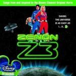 Zenon: Z3 Soundtrack CD. Zenon: Z3 Soundtrack