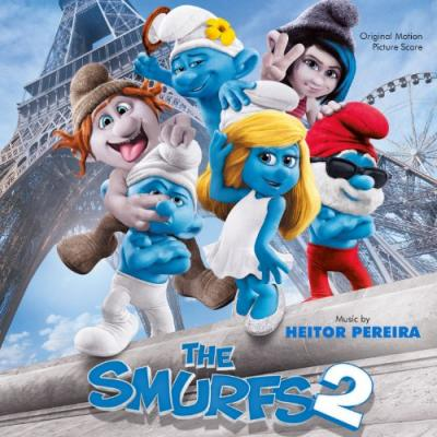 Smurfs 2, The Soundtrack CD. Smurfs 2, The Soundtrack