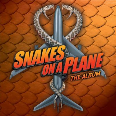 Snakes on a Plane Soundtrack CD. Snakes on a Plane Soundtrack