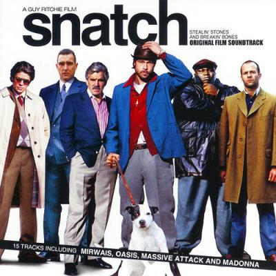 Snatch Soundtrack CD. Snatch Soundtrack