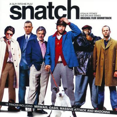 Snatch Soundtrack CD. Snatch Soundtrack