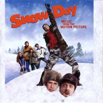 Snow Day Soundtrack CD. Snow Day Soundtrack