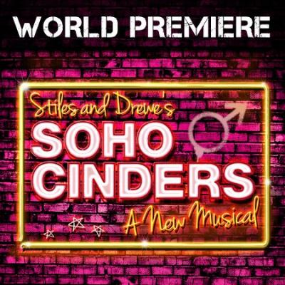 Soho Cinders Soundtrack CD. Soho Cinders Soundtrack