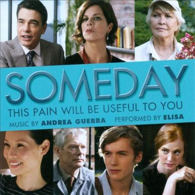 Someday This Pain Will Be Useful to You Soundtrack CD. Someday This Pain Will Be Useful to You Soundtrack