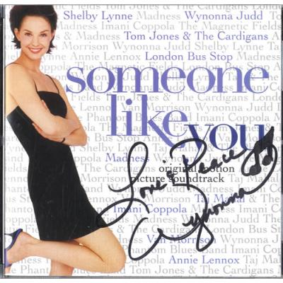 Someone Like You Soundtrack CD. Someone Like You Soundtrack Soundtrack lyrics
