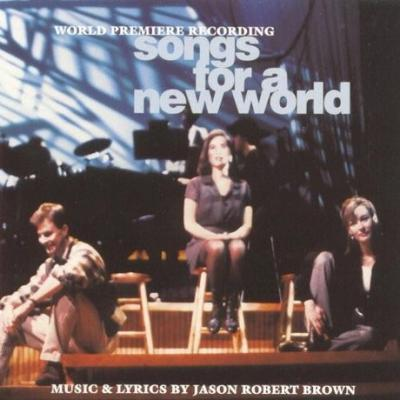 Songs For A New World Soundtrack CD. Songs For A New World Soundtrack