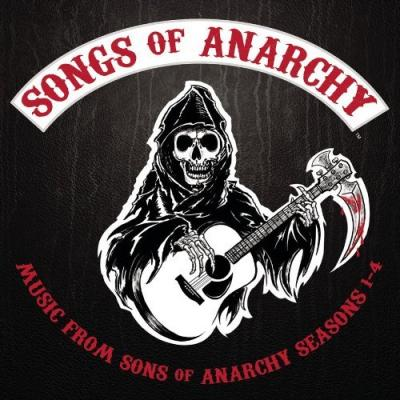 Songs of Anarchy: Music from Sons of Anarchy Season 1-4 Soundtrack CD. Songs of Anarchy: Music from Sons of Anarchy Season 1-4 Soundtrack Soundtrack lyrics