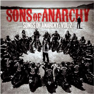Songs of Anarchy: Vol. 2 Soundtrack CD. Songs of Anarchy: Vol. 2 Soundtrack