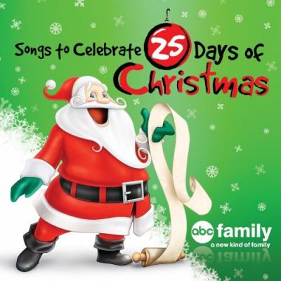 Songs to Celebrate 25 Days of Christmas Soundtrack CD. Songs to Celebrate 25 Days of Christmas Soundtrack
