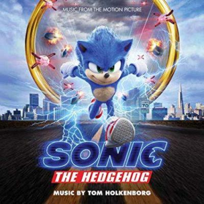 Sonic the Hedgehog Soundtrack CD. Sonic the Hedgehog Soundtrack