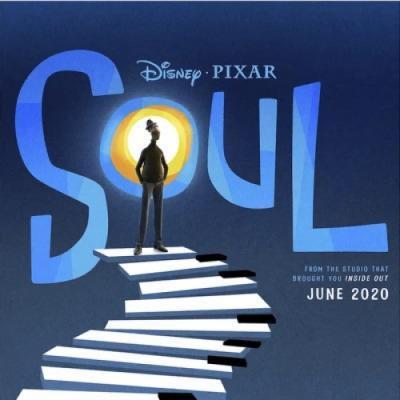 Soul Soundtrack CD. Soul Soundtrack