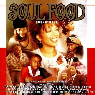 Soul Food Soundtrack CD. Soul Food Soundtrack