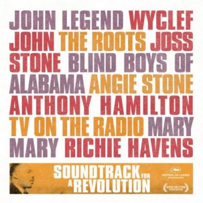 Soundtrack for a Revolution Soundtrack CD. Soundtrack for a Revolution Soundtrack