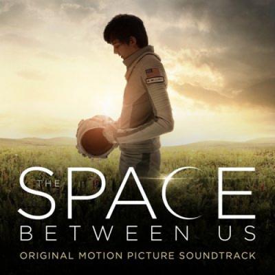 Space Between Us  Soundtrack CD. Space Between Us  Soundtrack