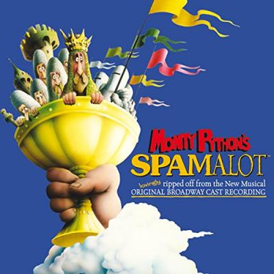 Spamalot Soundtrack CD. Spamalot Soundtrack