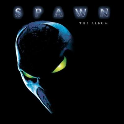 Spawn Soundtrack CD. Spawn Soundtrack