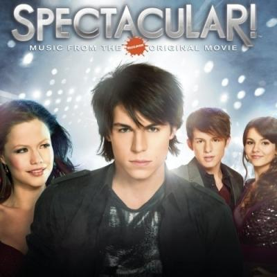 Spectacular! Soundtrack CD. Spectacular! Soundtrack