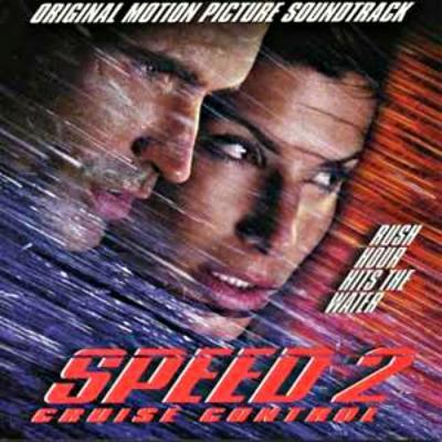Speed 2 Soundtrack CD. Speed 2 Soundtrack