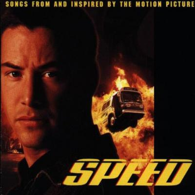 Speed Soundtrack CD. Speed Soundtrack