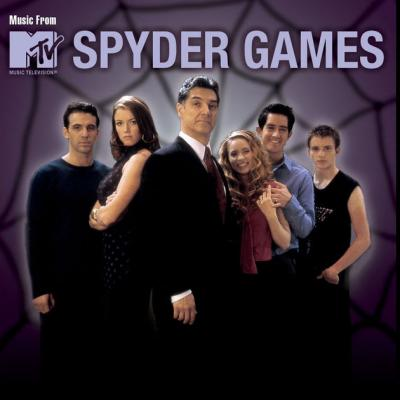 Spider Games Soundtrack CD. Spider Games Soundtrack