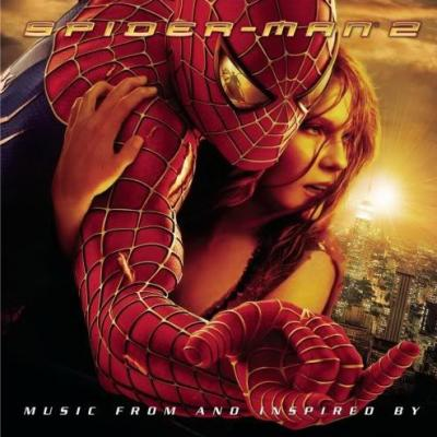 Spider-Man 2 Soundtrack CD. Spider-Man 2 Soundtrack