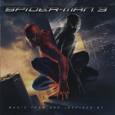 Spider-Man 3 Soundtrack CD. Spider-Man 3 Soundtrack