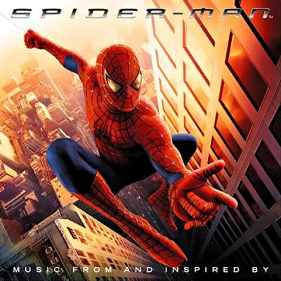 Spider-Man Soundtrack CD. Spider-Man Soundtrack