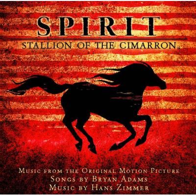 Spirit: Stallion of the Cimarron Soundtrack CD. Spirit: Stallion of the Cimarron Soundtrack