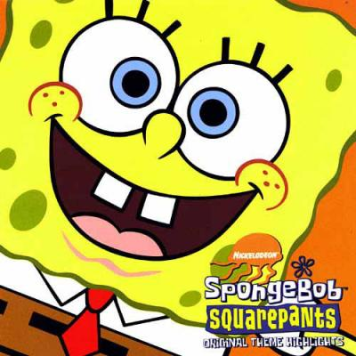 SpongeBob SquarePants Soundtrack CD. SpongeBob SquarePants Soundtrack