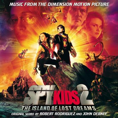 Spy Kids 2: The Island of Lost Dreams Soundtrack CD. Spy Kids 2: The Island of Lost Dreams Soundtrack