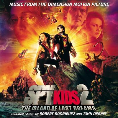 Spy Kids 2: The Island of Lost Dreams Soundtrack CD. Spy Kids 2: The Island of Lost Dreams Soundtrack