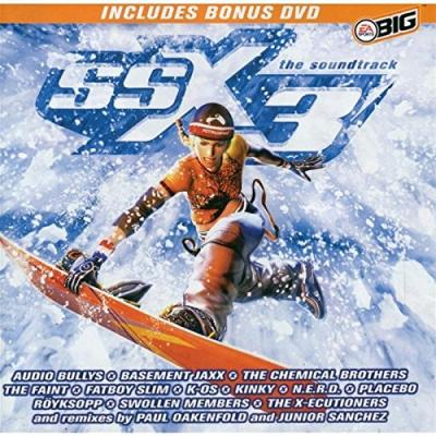 SSX-3 Soundtrack CD. SSX-3 Soundtrack