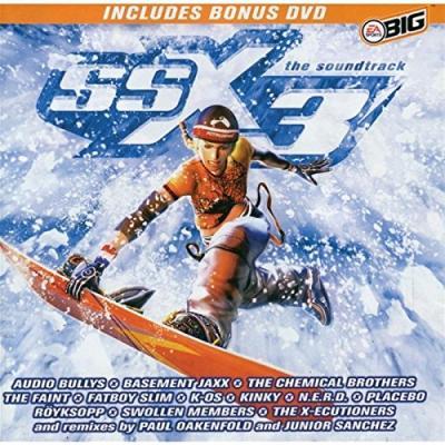 SSX-3 Soundtrack CD. SSX-3 Soundtrack