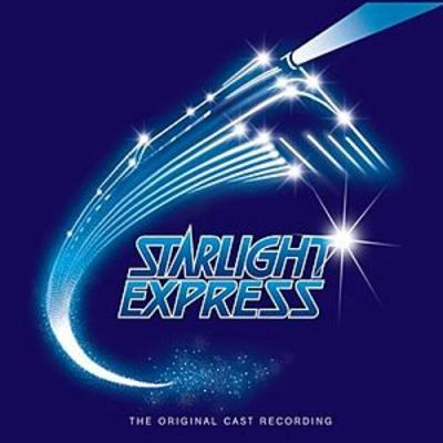 Starlight Express Soundtrack CD. Starlight Express Soundtrack