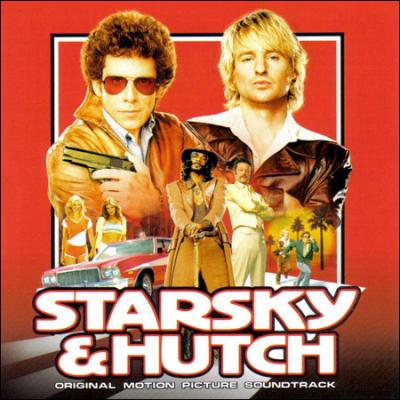 Starsky & Hutch Soundtrack CD. Starsky & Hutch Soundtrack