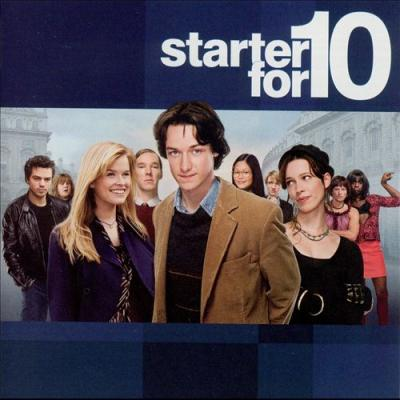 Starter for Ten Soundtrack CD. Starter for Ten Soundtrack