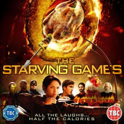 Starving Games, The Soundtrack CD. Starving Games, The Soundtrack