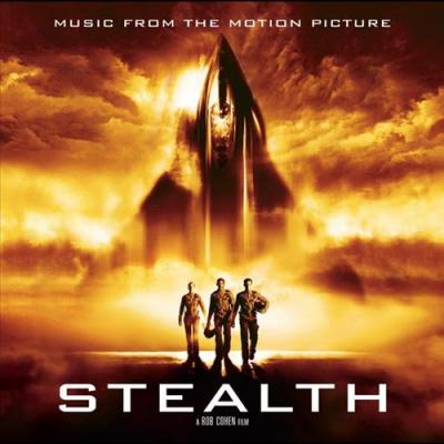 Stealth Soundtrack CD. Stealth Soundtrack
