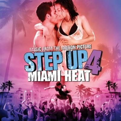 Step Up 4 Soundtrack CD. Step Up 4 Soundtrack