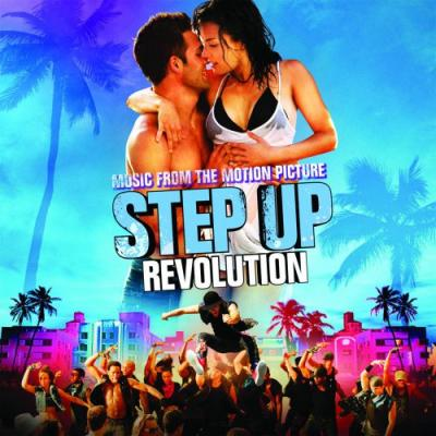 Step Up Revolution Soundtrack CD. Step Up Revolution Soundtrack