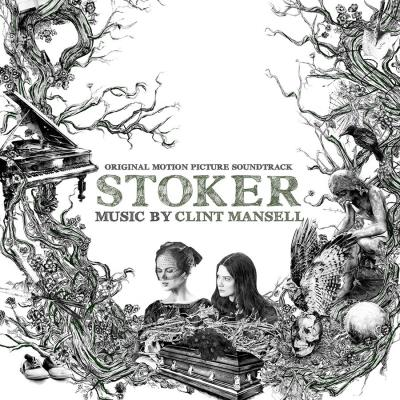 Stoker Soundtrack CD. Stoker Soundtrack